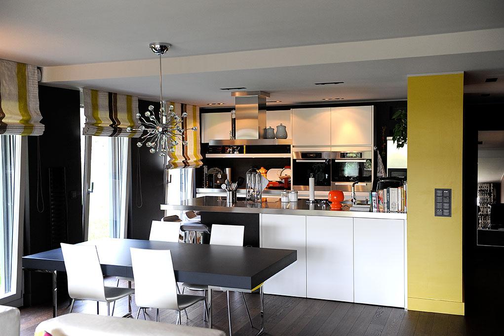 Apartment decoration Geneva vicinity